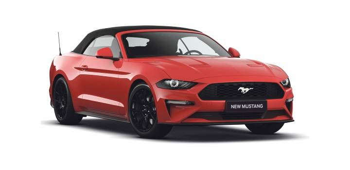 Sports Cars For Sale >> Ford Mustang My19