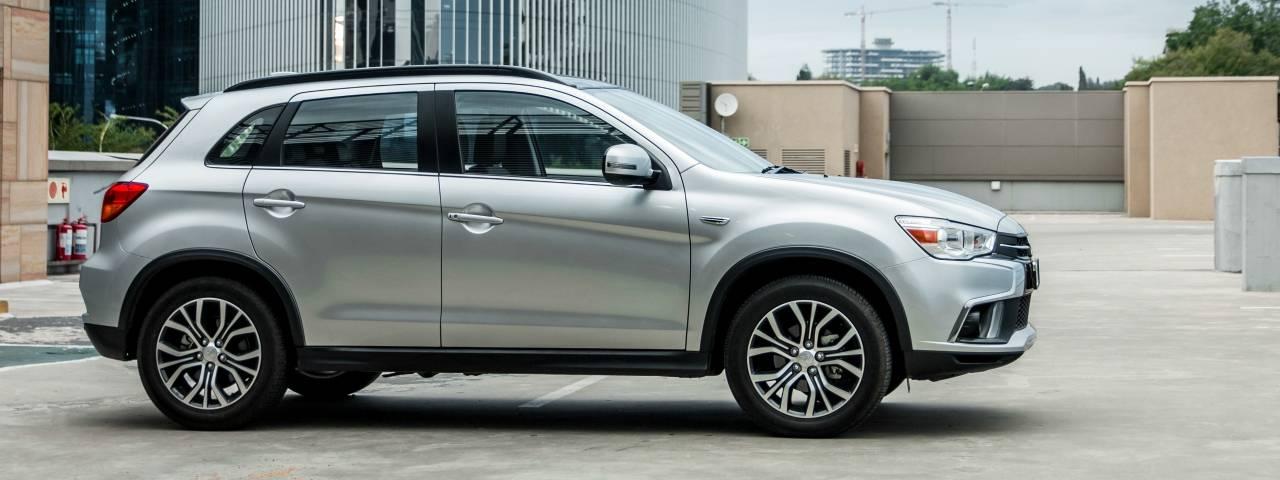 Mitsubishi asx fuel consumption