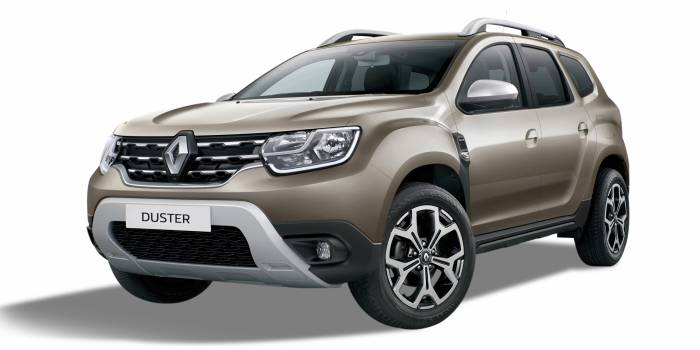 DUSTER MY18