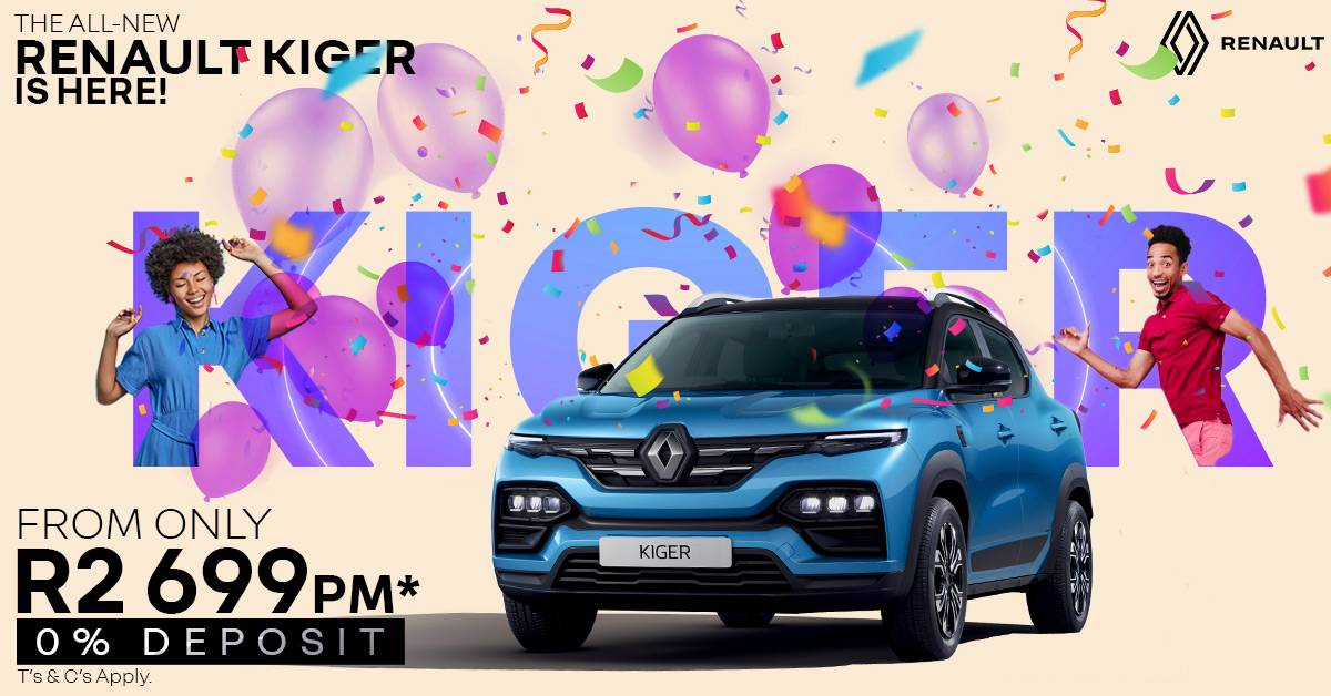 The all new Renault Kiger has arrived!