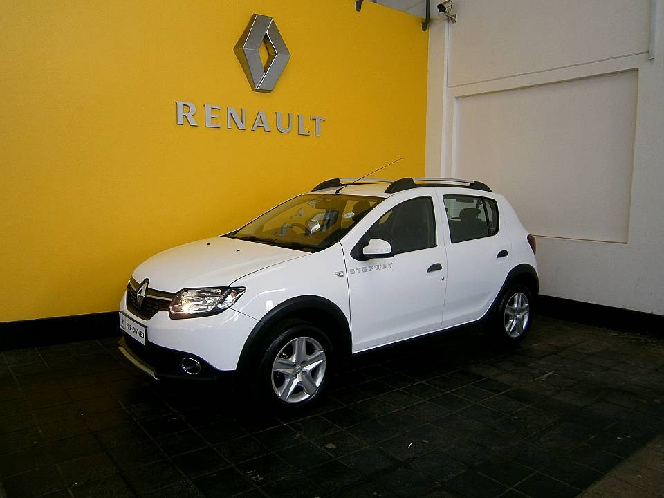 Central Auto Sales >> Renault Bryanston - Used 2016 SANDERO 900T STEPWAY for sale in Johannesburg