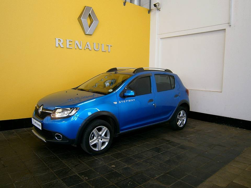 Renault Retail Group Sa Used 2017 Sandero 900t Stepway