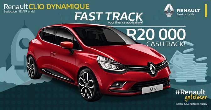 Renault Clio Dynamique Renault Retail Route 24