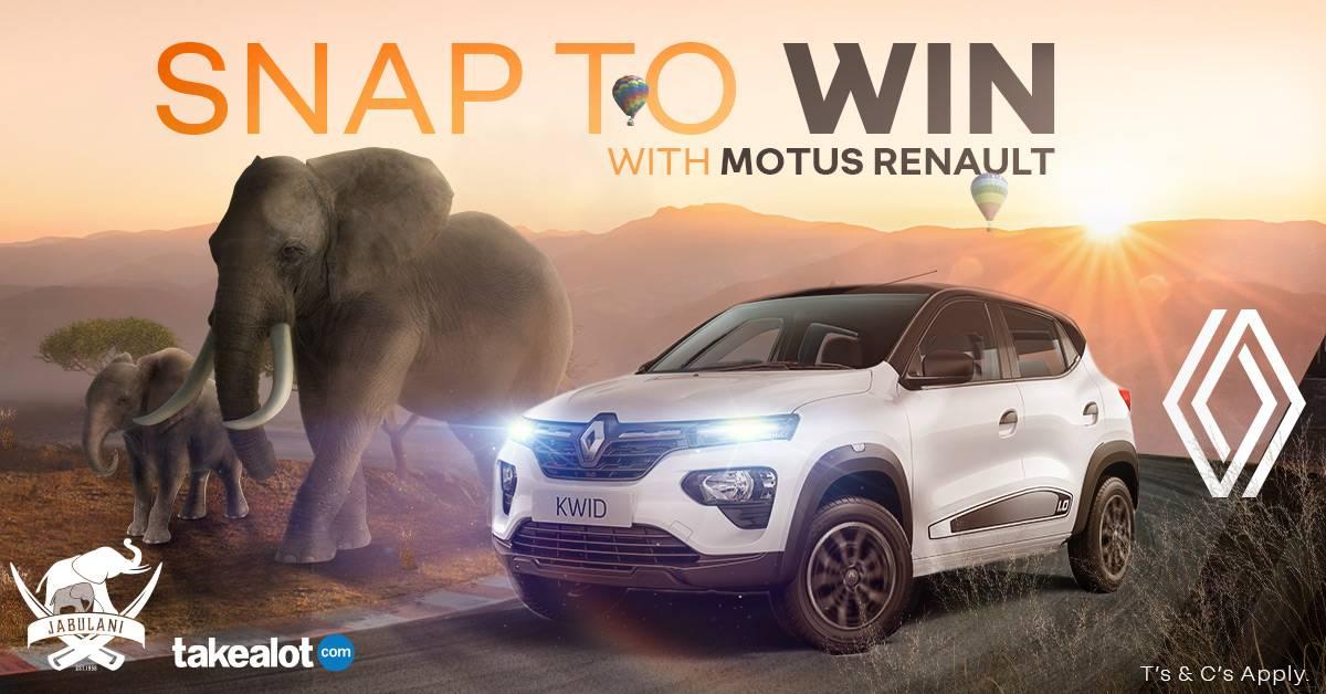 Find Motus Renault Dealer Near You