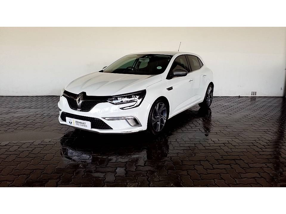 Renault East Rand Used 2017 Megane Hatch 1 6 Gt Turbo