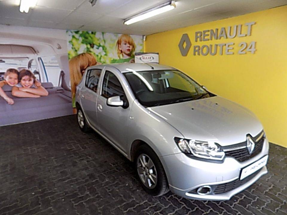 Renault Route24 Used 2014 Sandero 900 T Dynamique For