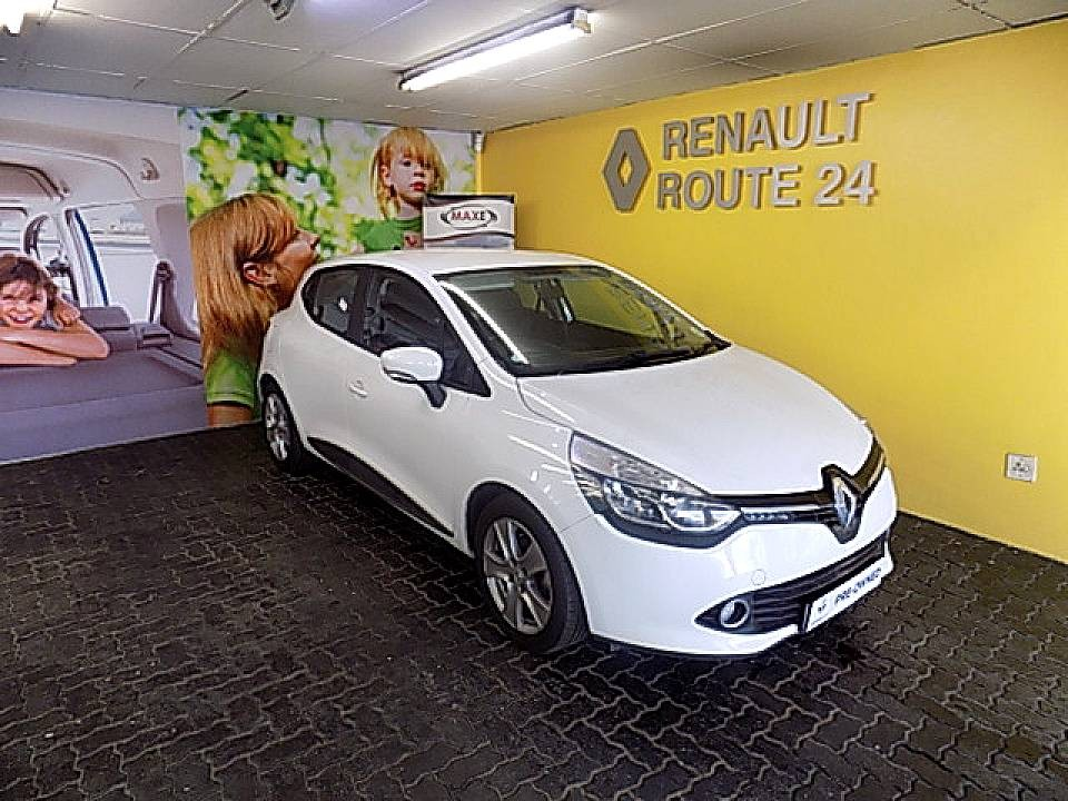 Renault Route24 Used 2014 Clio 4 0 9 Turbo Expression