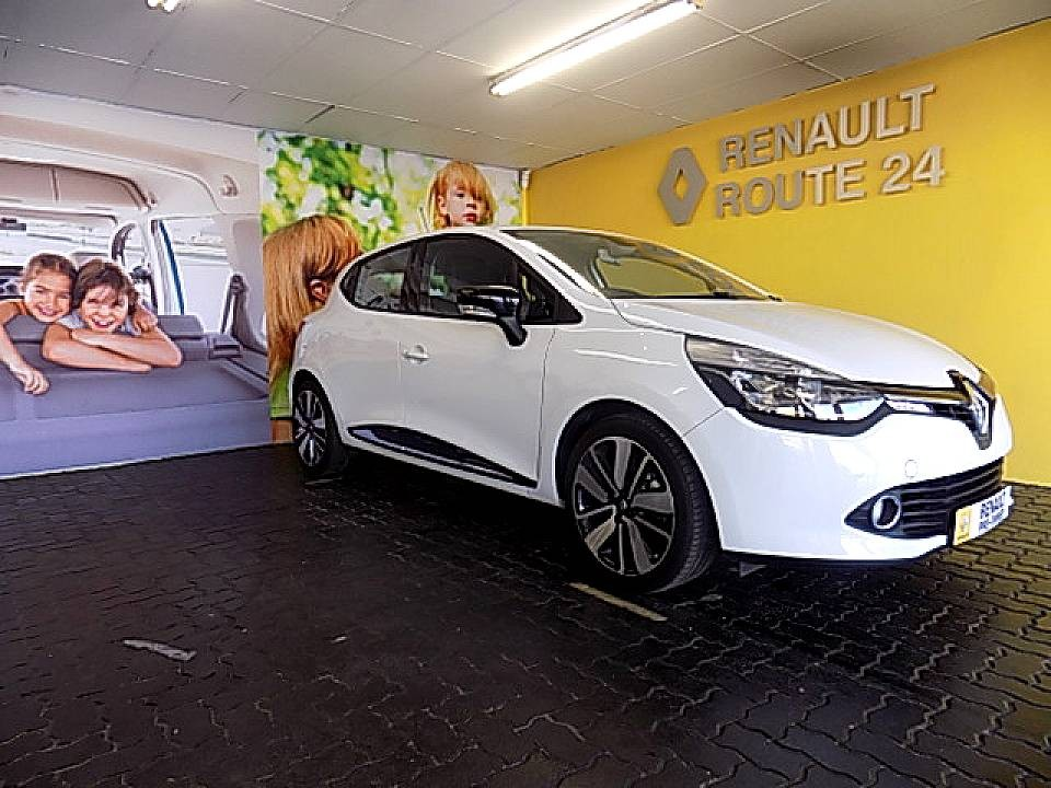 used 2014 clio 4 0 9 turbo dynamique for sale in kempton park renault retail route 24. Black Bedroom Furniture Sets. Home Design Ideas