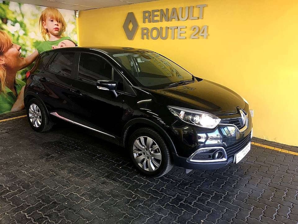 Renault Route24 Used 2015 Captur 0 9 Turbo Expression