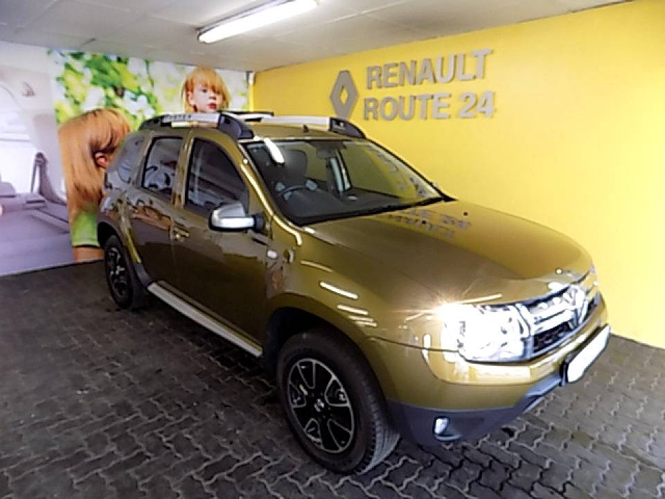 Used 2017 DUSTER 1.5 DCi DYNAMIQUE 4x4 For Sale In Kempton