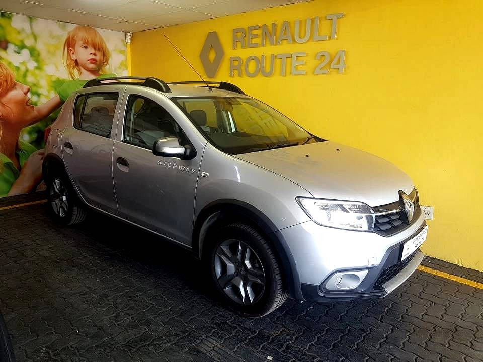 Used 2017 Sandero 1 6 Stepway Limited Edition For Sale In