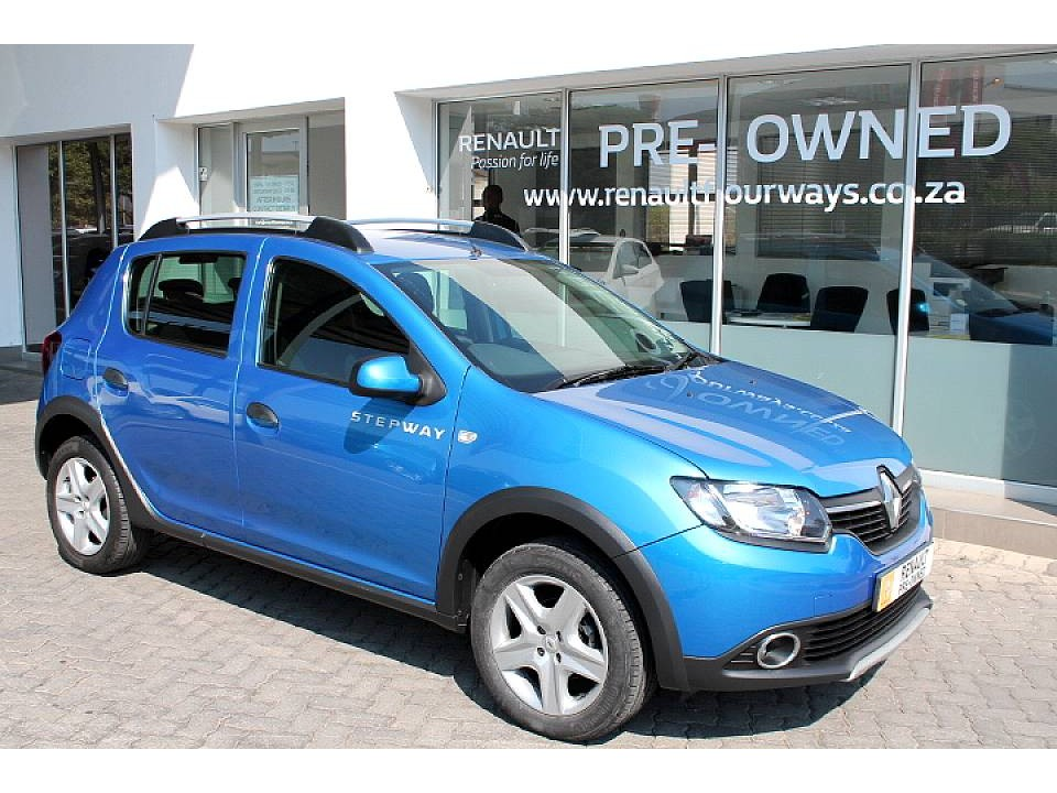 Renault Fourways Used 2016 Sandero 0 9 Turbo Stepway For