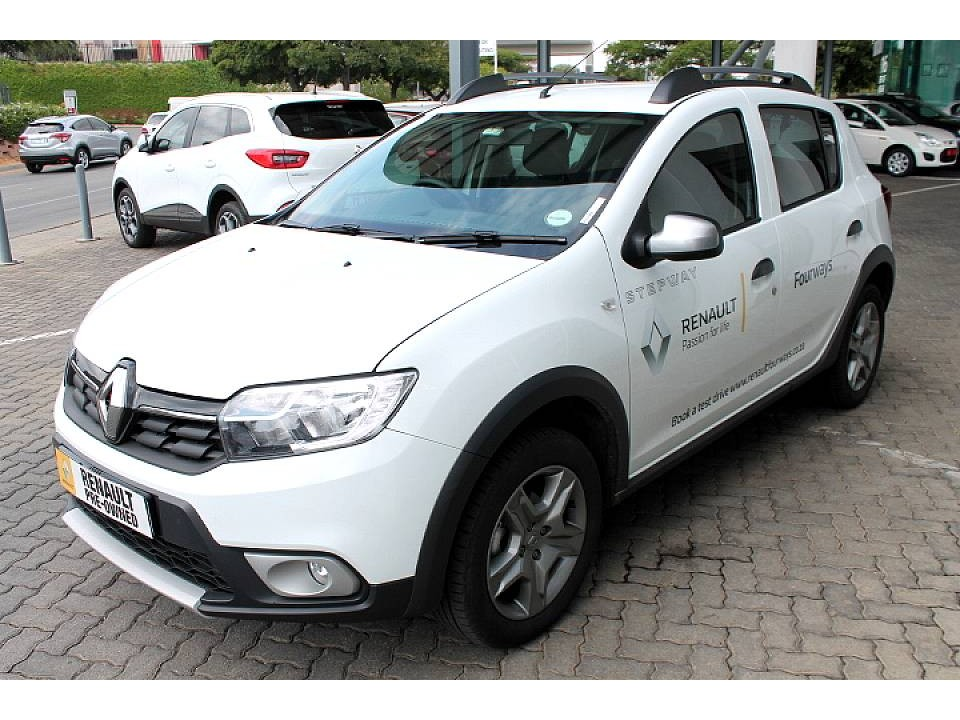 renault fourways demo 2018 sandero my17 0 9 turbo stepway dynamique for sale in johannesburg. Black Bedroom Furniture Sets. Home Design Ideas