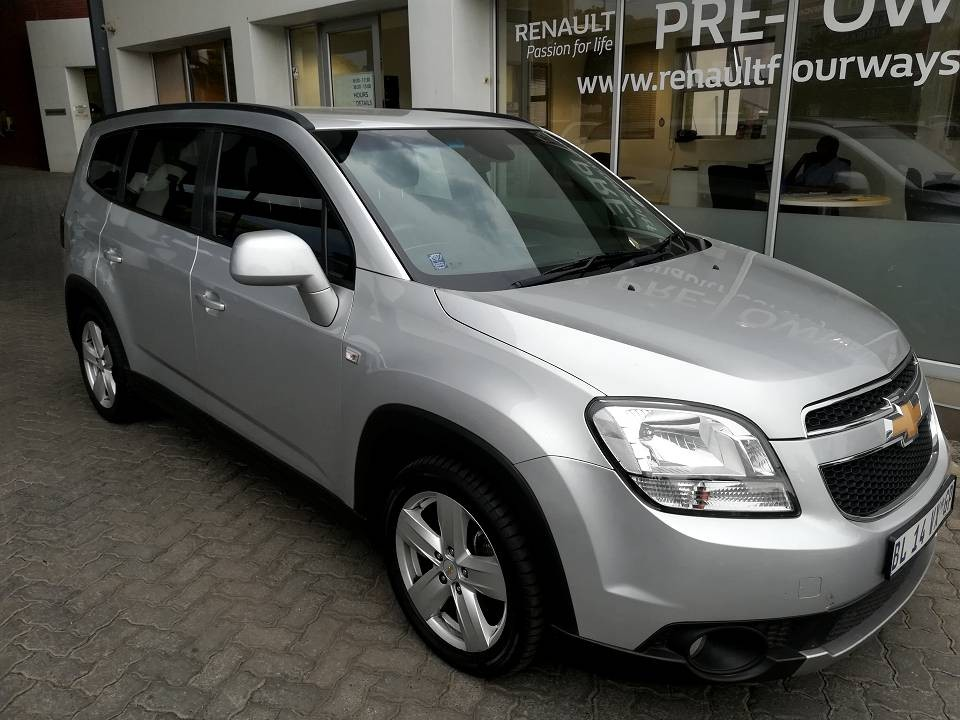 Used 2011 ORLANDO 1.8 LS for sale in Johannesburg ...