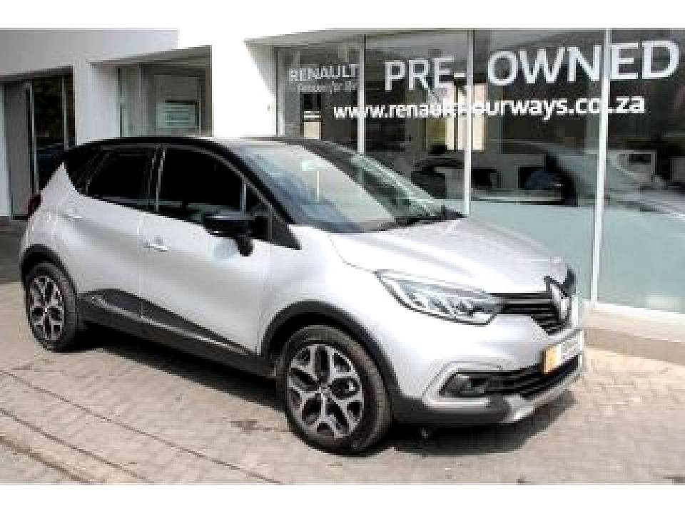 New 2017 Captur 1 2 Turbo Edc Dynamique 88kw For Sale In