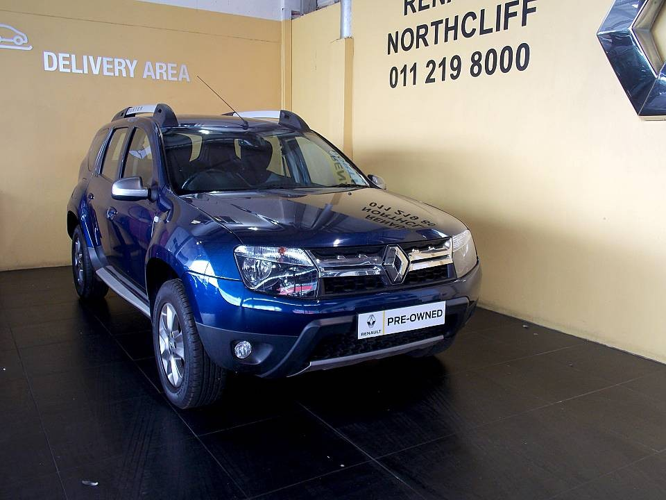 renault northcliff used 2016 duster 1 6 dynamique 4x2 for sale in randburg. Black Bedroom Furniture Sets. Home Design Ideas