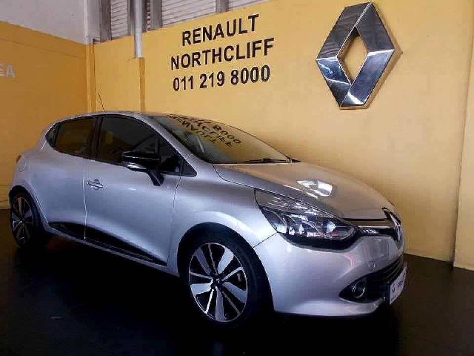 renault northcliff used 2014 clio 4 0 9 turbo dynamique for sale in randburg. Black Bedroom Furniture Sets. Home Design Ideas
