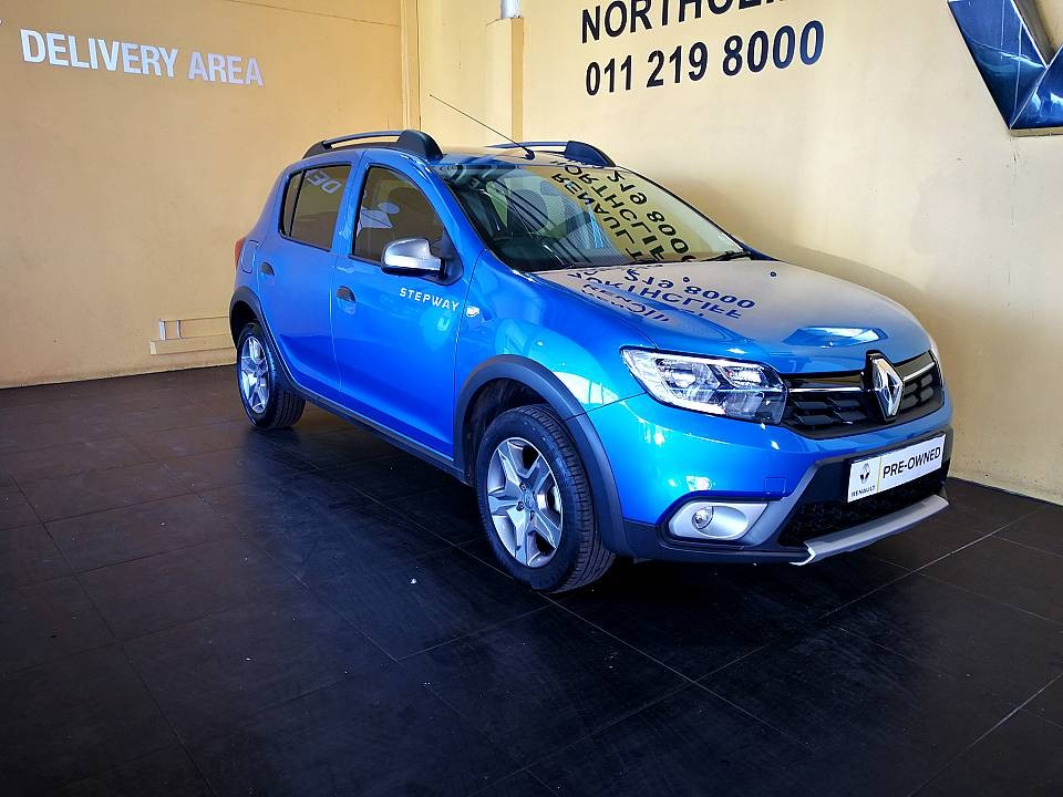 renault northcliff used 2018 sandero sandero 900t stepway expression for sale in randburg. Black Bedroom Furniture Sets. Home Design Ideas