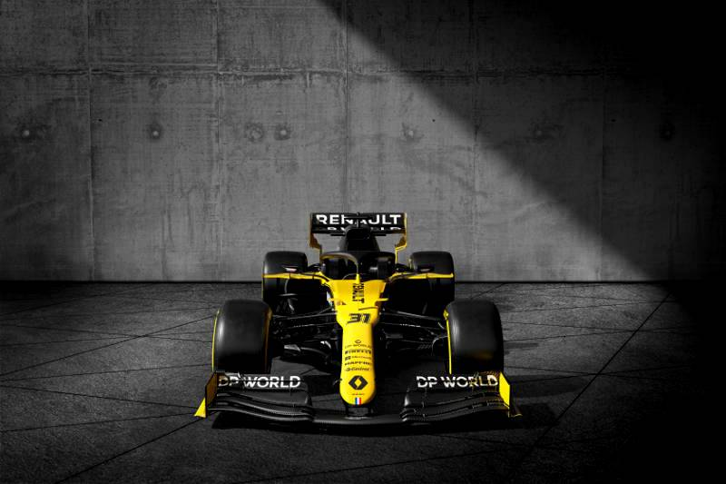 DP World to work with Renault Sport Racing and Groupe Renault on supply chain efficiency