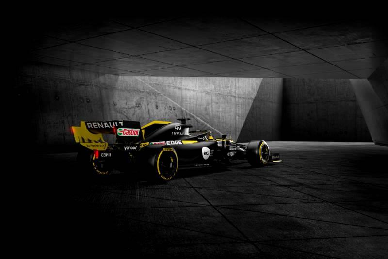 DP WORLD TO BECOME RENAULT F1 TEAM GLOBAL LOGISTICS PARTNER AND TITLE PARTNER