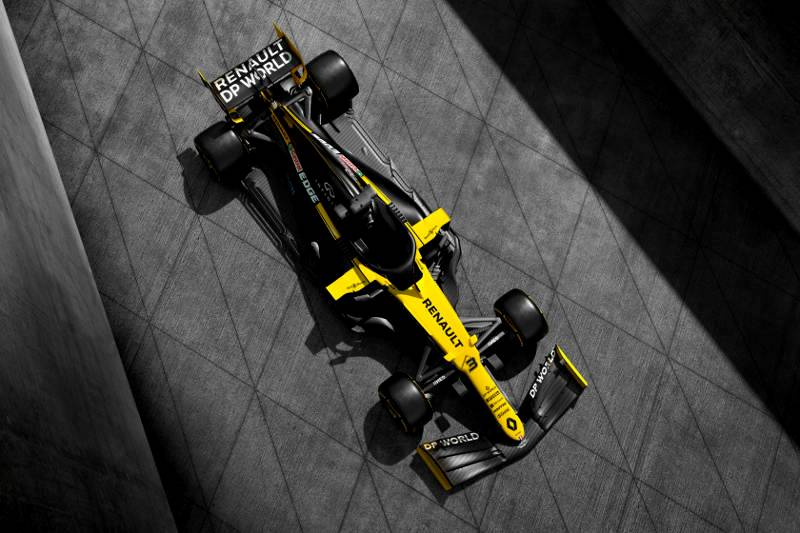 Renault Sport Racing and Groupe Renault will leverage the F1 global marketing platform and collaboratively explore opportunities to increase the efficiency of their supply chain.