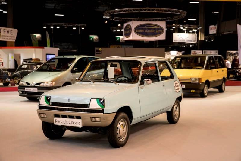 The Renault 5 Prototype