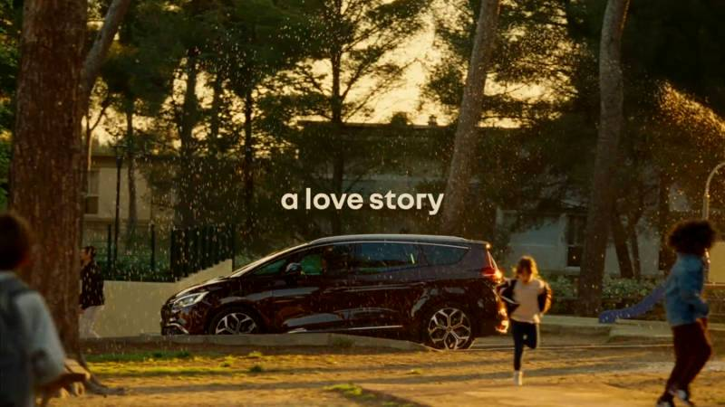 FAMILIES BEGIN WITH A LOVE STORY