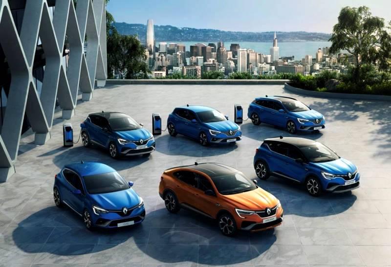 The New Renault Arkana E-TECH Hybrid
