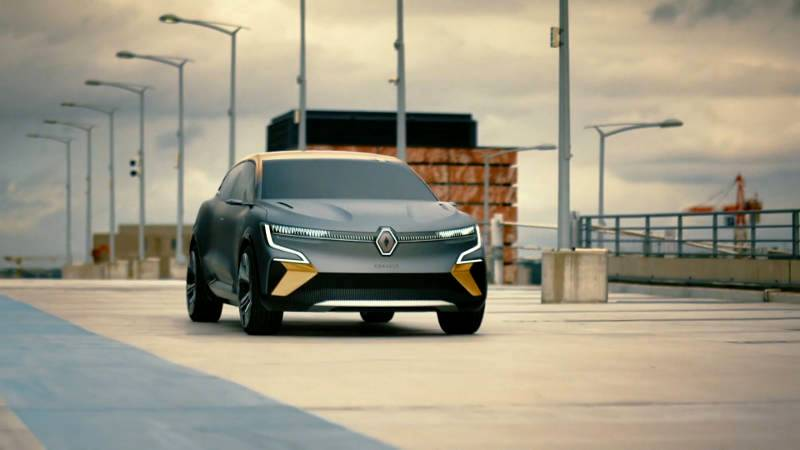 Renault, in tune with the sound