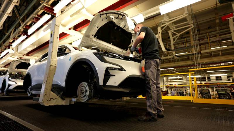 ElectriCity: Industrial excellence for electric vehicles