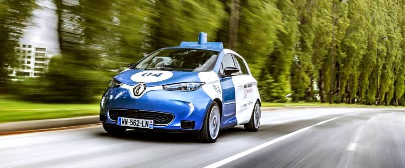 Autonomous shared mobility
