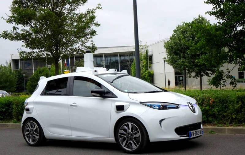To that extent, they will use optimized Renault ZOE Cab vehicles