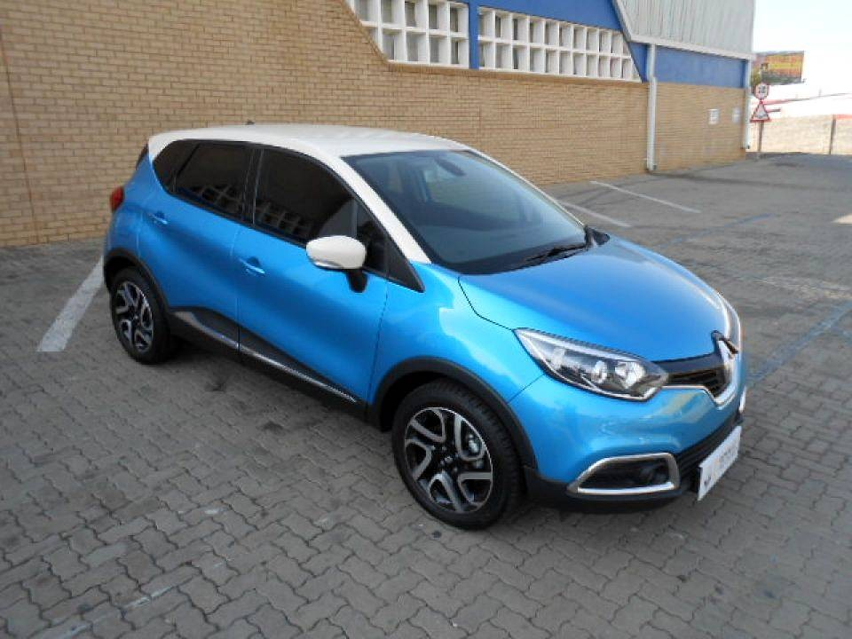 Electric Remote Control Cars >> Renault Randburg - Used 2017 CAPTUR 1.2T DYNAMIQUE EDC 5DR (88KW) for sale in Randburg