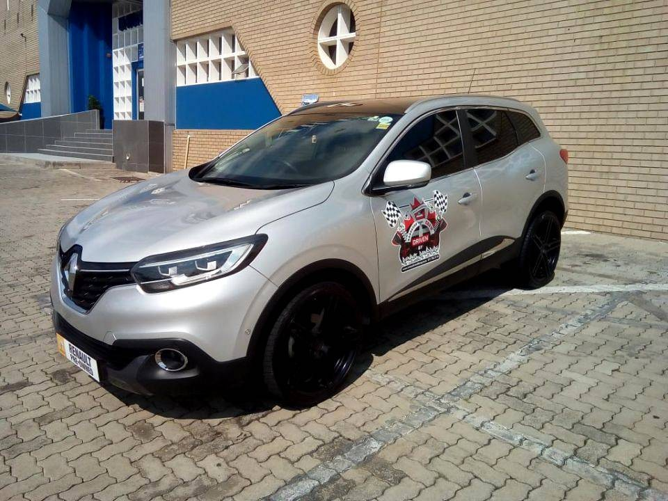 Express Auto Sales >> Renault Randburg - Used 2017 KADJAR 1.6 dCi 4X4 for sale in Randburg