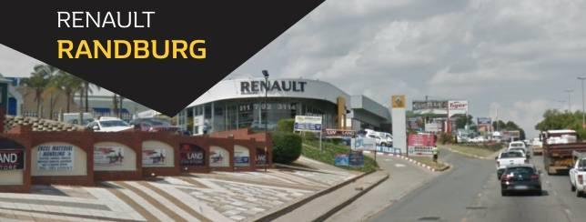 TOMTOM Satellite Navigation - Renault Retail Randburg