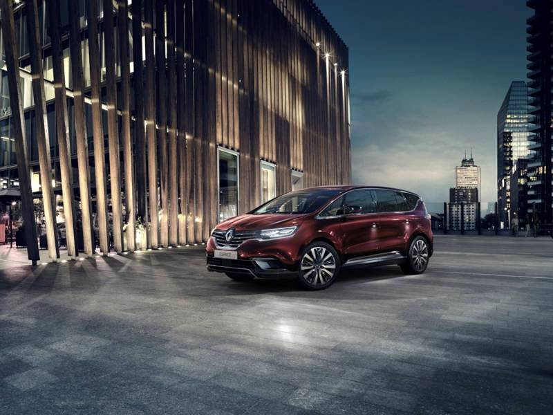 The New Renault ESPACE