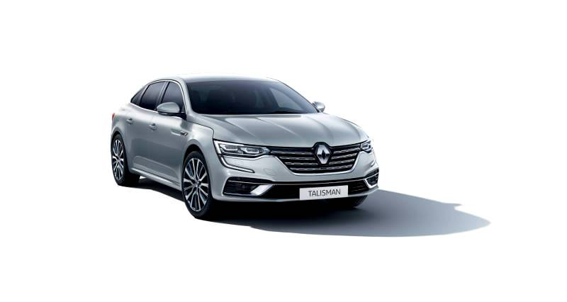 The New Renault Talisman will be launched in June 2020