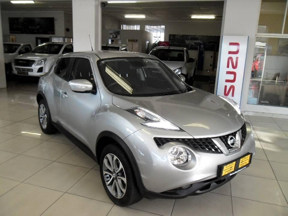 Used 2017 JUKE 1 2T ACENTA for sale in Witrivier - Westvaal Motor Group