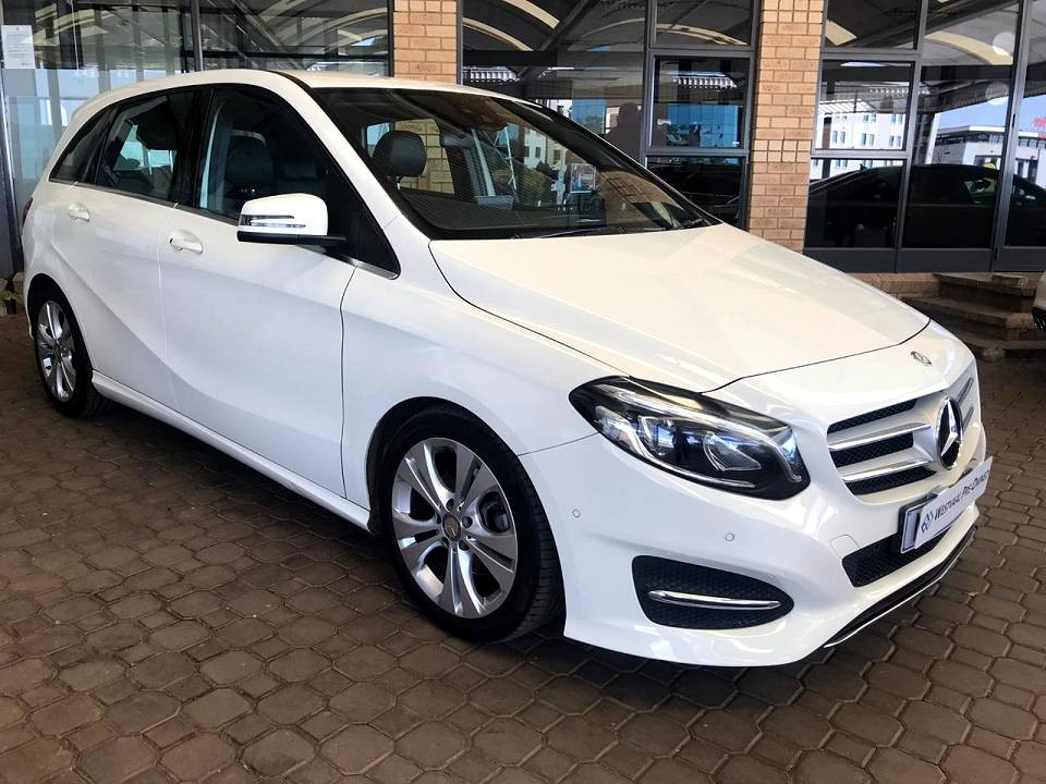 Used 2016 B-CLASS B 200 CDI URBAN LINE 7G-DCT for sale in Pretoria