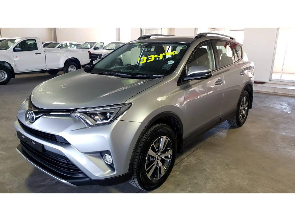 Used 2018 Rav4 2 0 Gx 4x2 Cvt For Sale In Potchefstroom